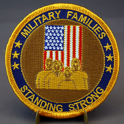 Military Families Patch