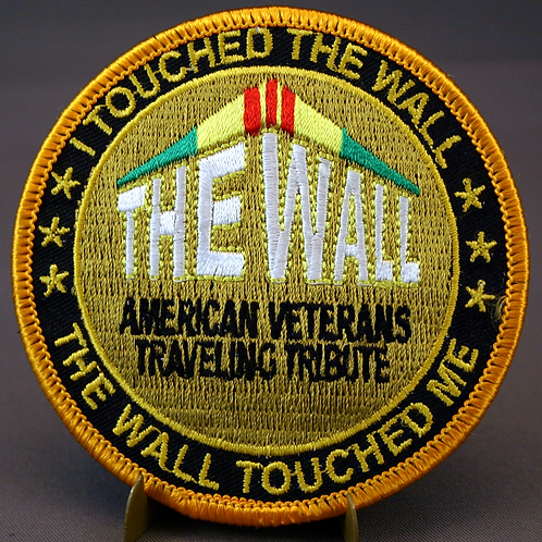 I Touched the Wall patch