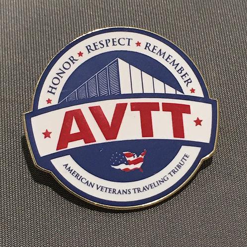 AVTT shirt pin