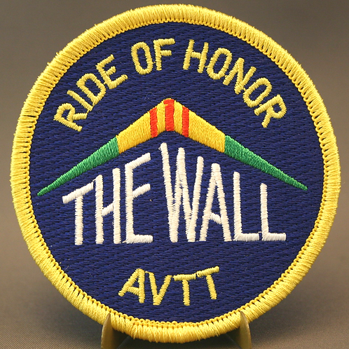 Ride of Honor Patch