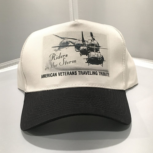 Riders in the Storm AVTT hat