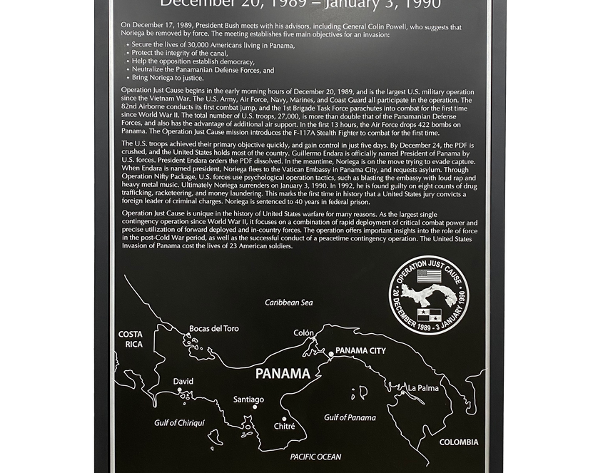 Panama Invasion