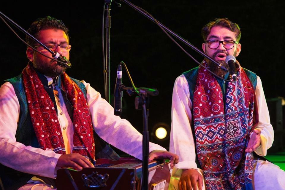 Shuaib Aftab Qawwal MantraFest 2017