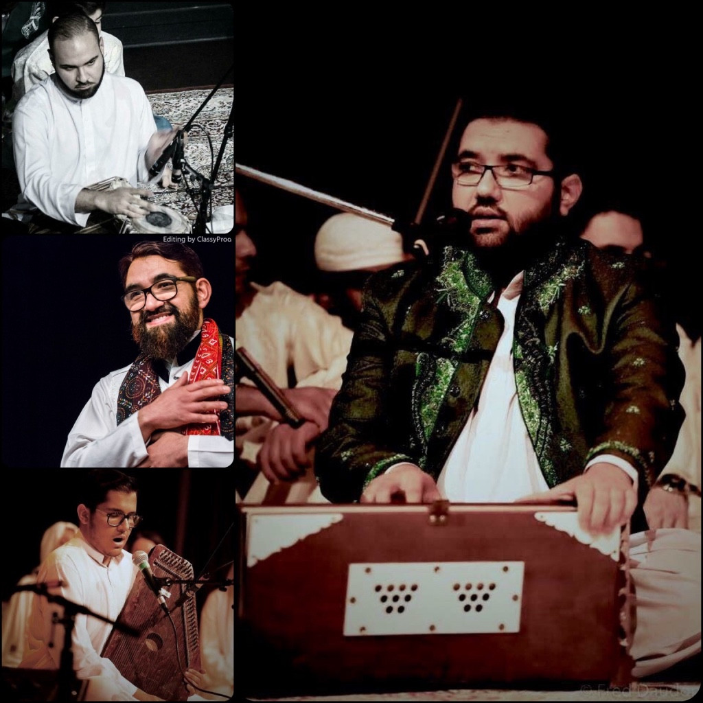 Shuaib Aftab Qawwal Grand Mawlid de Paris 2016