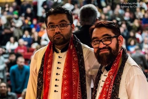 Shuaib Aftab Qawwal Grand Mawlid de Paris 2017