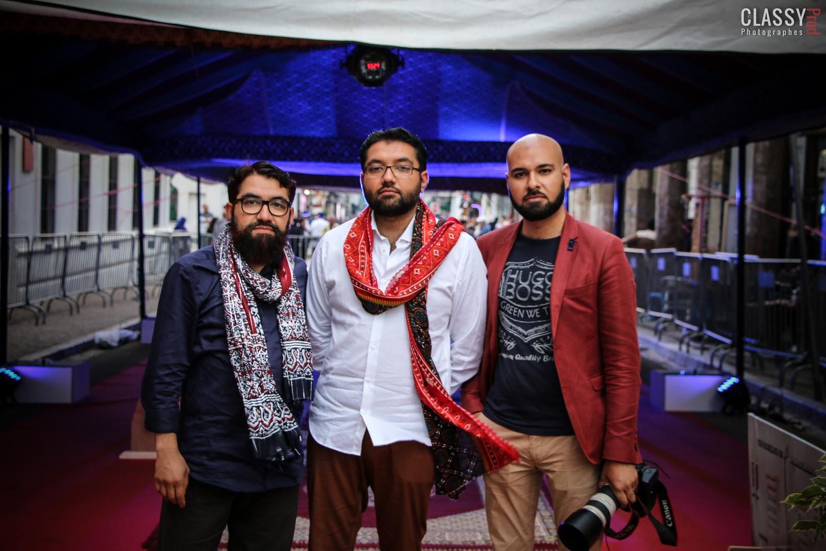 Shuaib Aftab Qawwal Festival du Luth 2017 Tetouan Maroc