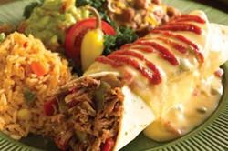13 Durango Burrito