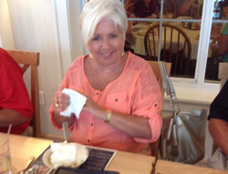 5-Joan gets her bread pudding.JPG 2015-6-8-19:51:53