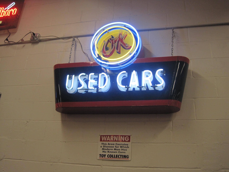 64-OK USED CARS