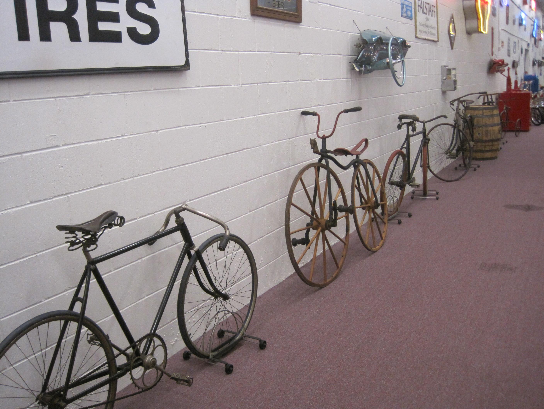 20-Old Bikes