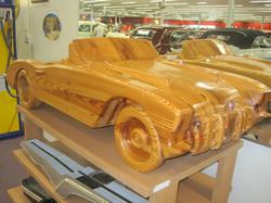 42-Even Wooden Vettes