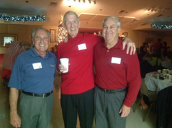 11-Gary M, Randy R & Bill, a Friend from Tampabay Vettes.JPG