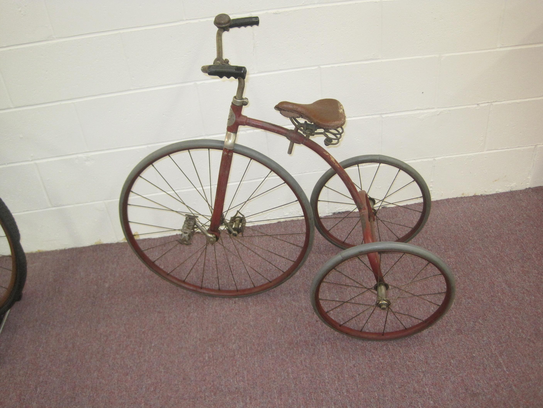 21-Old Trike