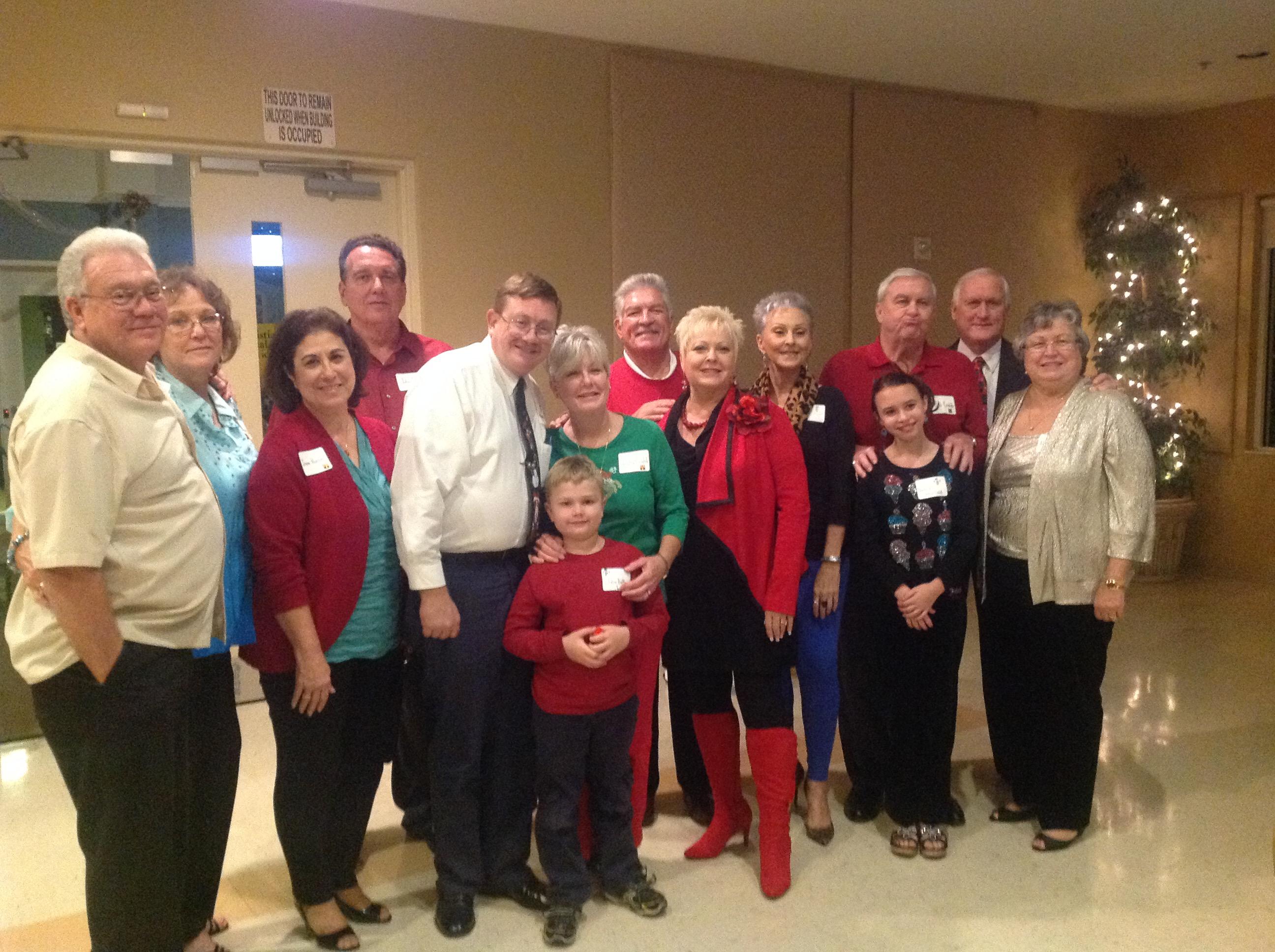27-Friends from Tampabay Vettes with John K, John Jr, Hannah, Harold & Alice W..