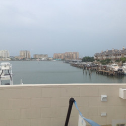 9-View out to the harbor.JPG