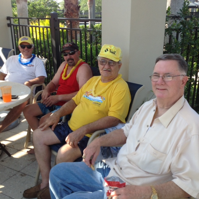 41- Dan, Tom, Jiim R and Jim B .JPG