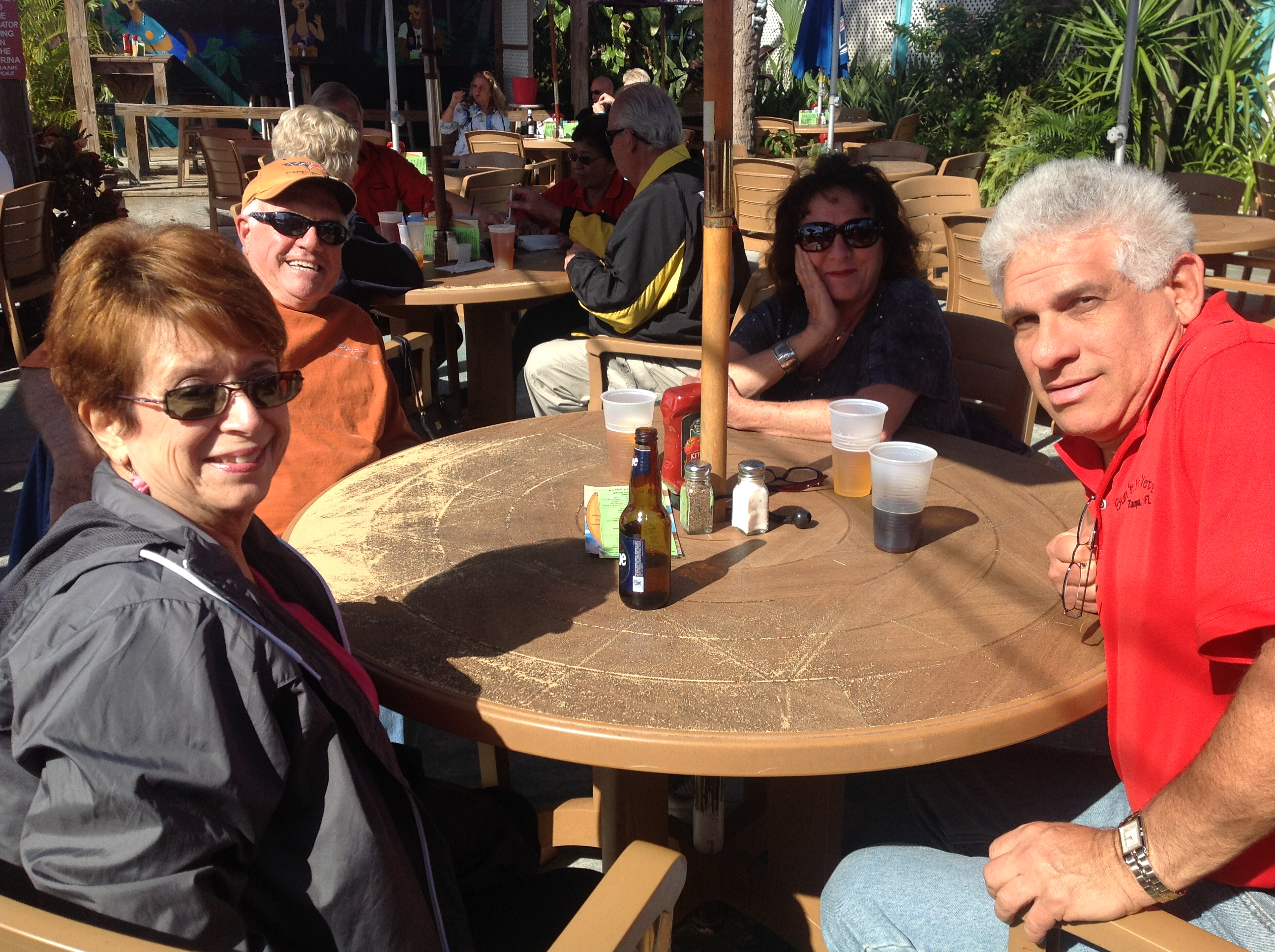 24-Dan and Cathy with Rose and Dave.JPG