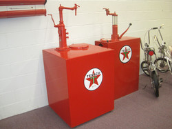 44-Vintage fuel pumps