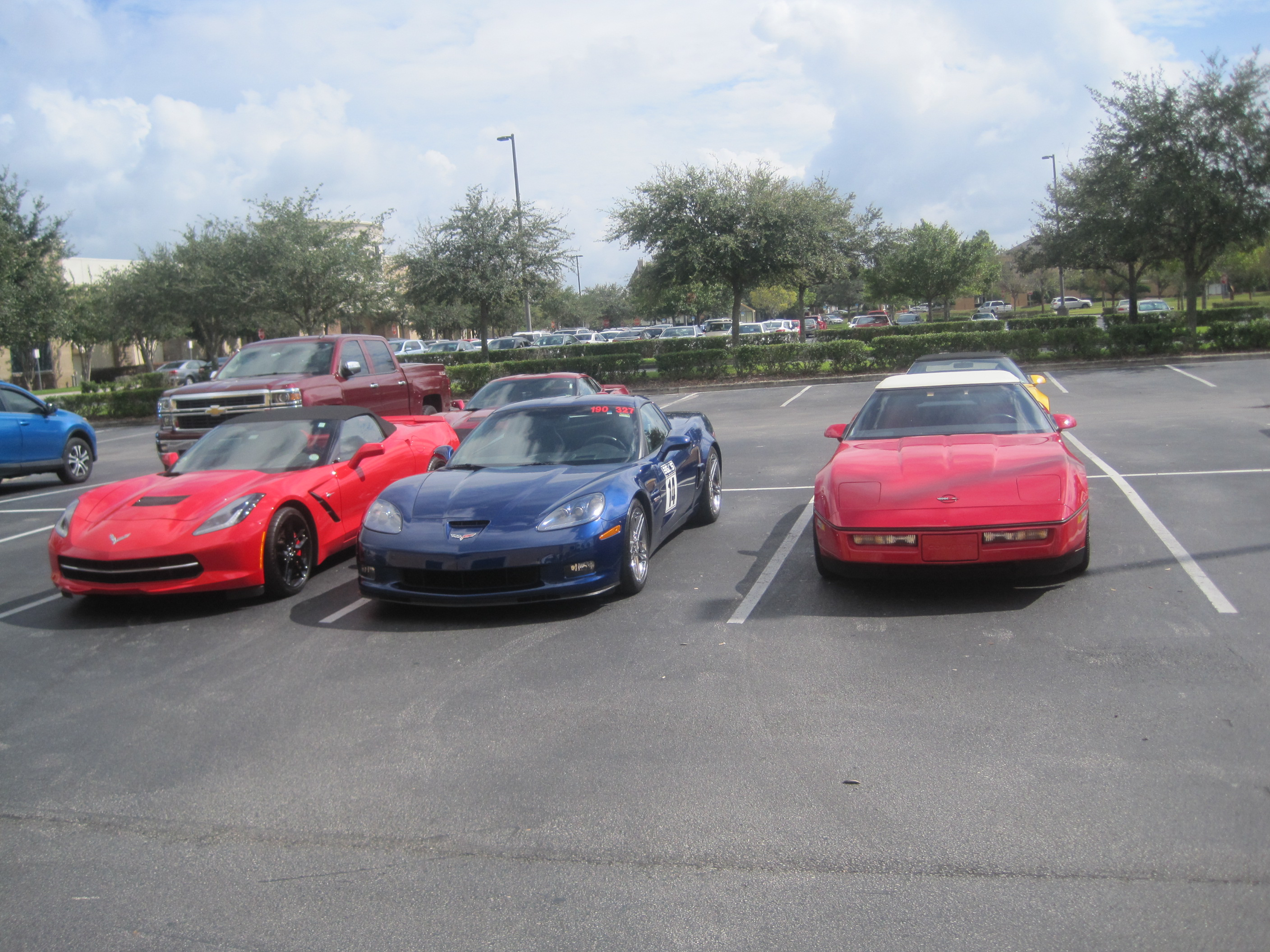5 Our Vettes