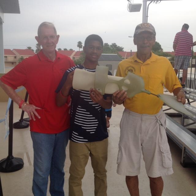 10-Randy, Willie's Son Justin & Willie L .JPG