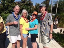 43- Randy, Nancy, Ruthie & Larry R (Randy's brother).JPG
