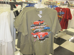 10-Vette T Shirts of course