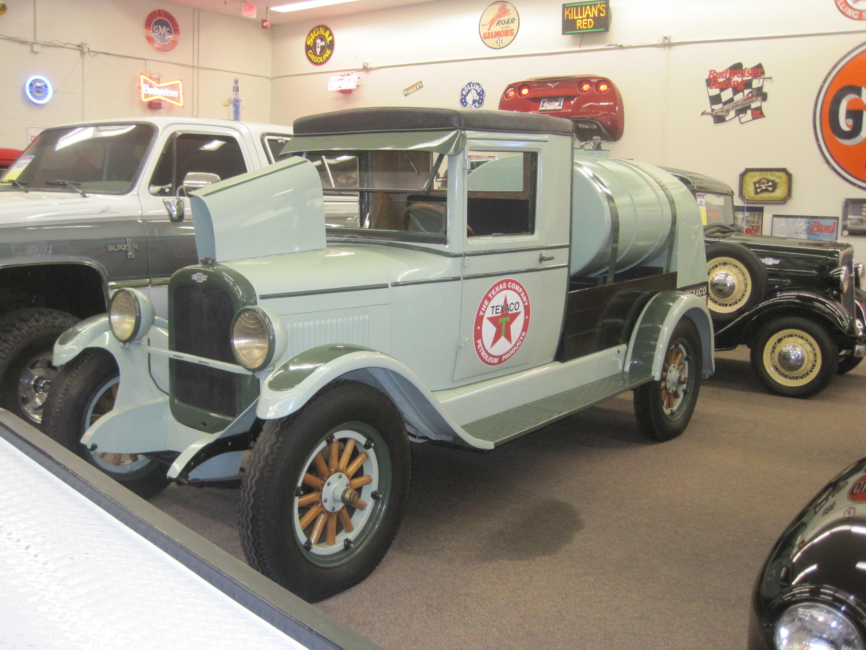 74-Really rare old trucks