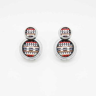 Boucles d'oreilles VICE VERSA #1560