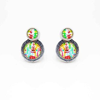 Boucles d'oreilles VICE VERSA #2106
