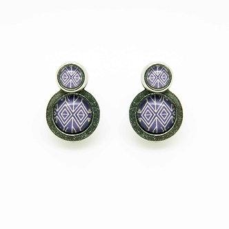 Boucles d'oreilles VICE VERSA #1809