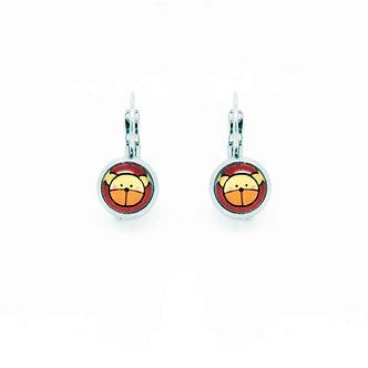 Boucles d'oreilles Pendantes #5003