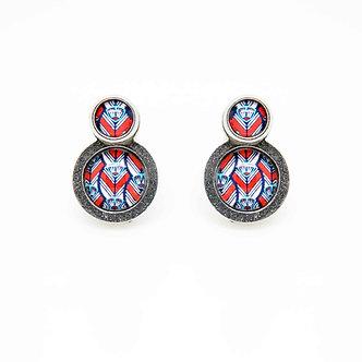 Boucles d'oreilles VICE VERSA #1543