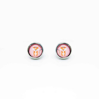 Boucles d'oreilles STUD #5018