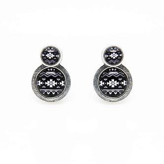 Boucles d'oreilles VICE VERSA #1553