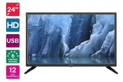 DKogan 24 inch tv freeview not built in