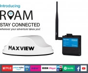 Maxview Roam - Mobile 3G/4G Wi-Fi System
