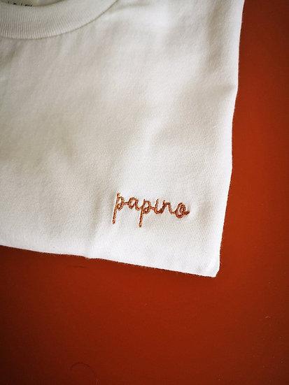 PAPINO SHIRT - TRUE WHITE