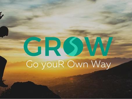 GROW mit neuer Webseite am Start