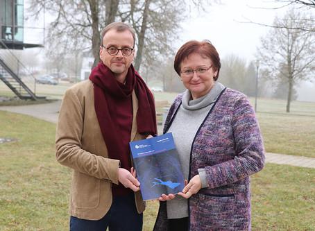 Hochschule erhält für Entrepreneurship 1,1 Millionen Euro vom Bund