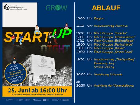 Startup Night 2018