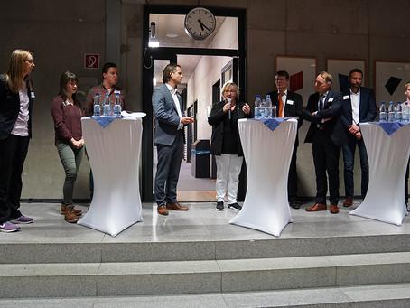 Ministerin Bauer besucht GROW in Sigmaringen