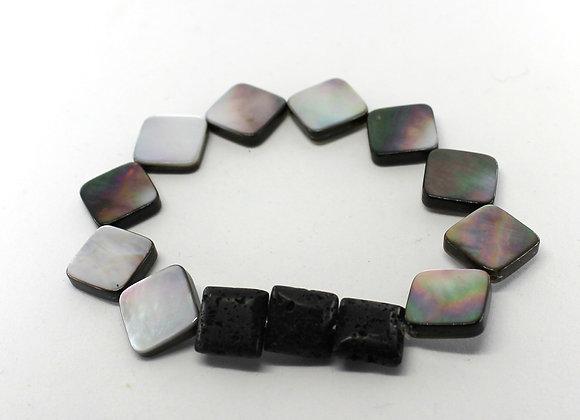 """Shell defuser bracelet. 6"""" elastic length."""