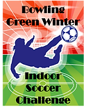 BG Winter Indoor Soccer Challenge logo 1