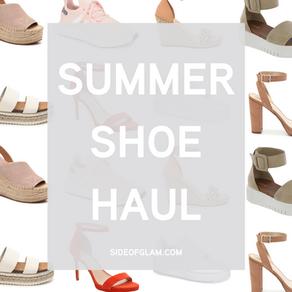 Summer Shoe Haul