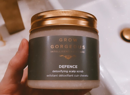 Detox Scalp Scrub - Grow Gorgeous