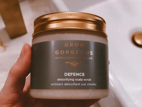 Detox Scalp Scrub - Grow Gorgeous