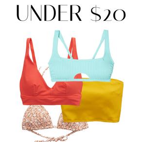 Bikinis Under $20 - Summer 2020 Shopping On A Budget