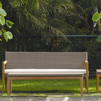 outdoor sofas. rattan outdoor furniture. outdoor lounges