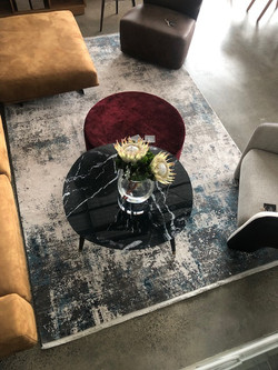 low stools & ottomans