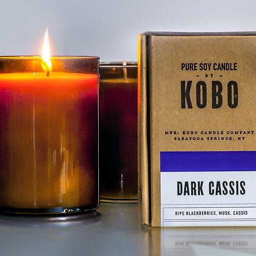 dark cassis -blackberries, musk, cassis